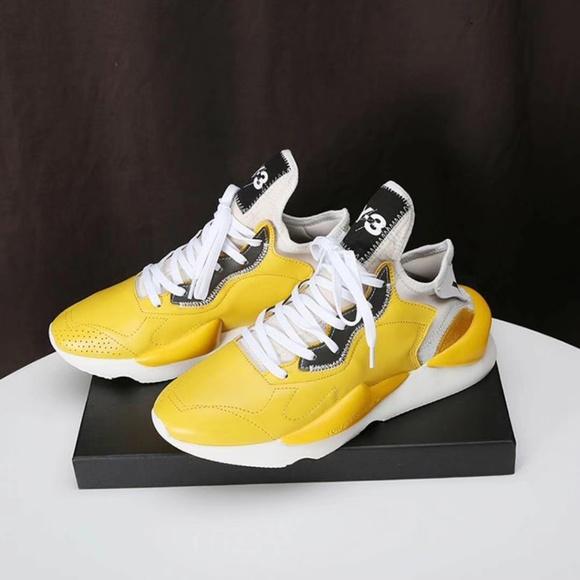 2f9878e89 Y-3 Shoes | Men New Y3 Kaiwa Sneakers | Poshmark